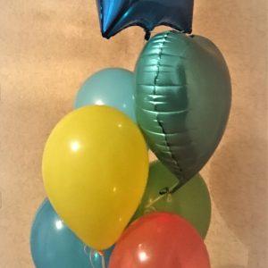 Шары херсон, доставка шаров Херсон, букет из шариков Херсон, гелиевые шары херсон