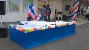 ведущий в Херсоне, организация праздников в Херсоне, аренда звука в Херсоне, Оформление воздушными шарами в Херсон