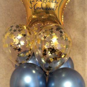 букет из шаров Херсон, купить шарик херсон, шарики херсон, доставка шариков в Херсоне, купить шарики херсон