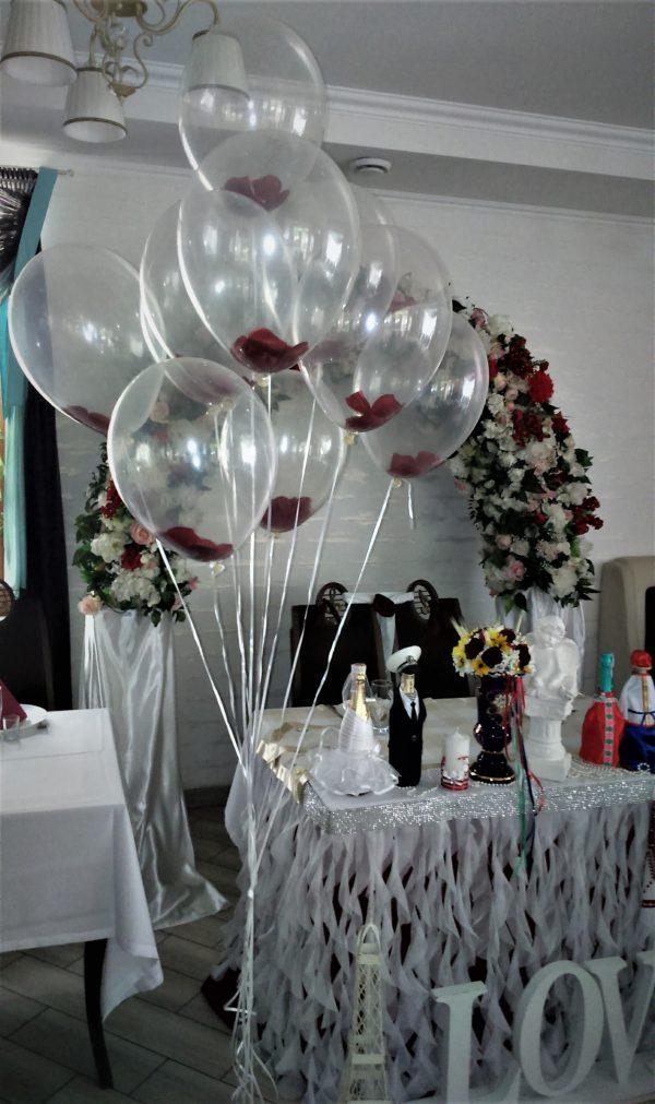 шарики на свадьбу херсон, шары на свадьбу херсон, купить шарики на свадьбу в херсоне, свадебный декор херсон, подарок молодоженам херсон