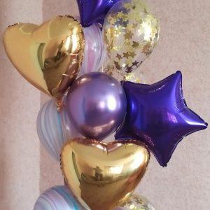 Букет из шаров херсон, купить шарики херсон, шарики херсон, шикарный букет из шаров херсон, купить шарики херсон
