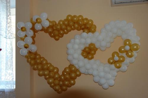 заказ украшений на свадьбу в Херсоне, все для оформления воздушными шарами в Херсоне