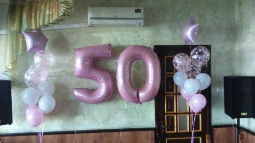 фольгированные цифры херсон, гелиевый шарик Херсон, букеты из гелиевых шаров, фольгирванные цифры, доставка гелиевых шаров Херсон
