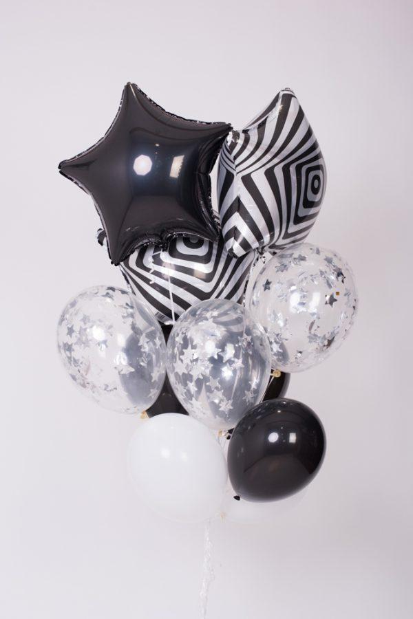 Букет из шаров Херсон, доставка шариков Херсон, подарок имениннику Херсон, шары херсон, шарик херсон купить