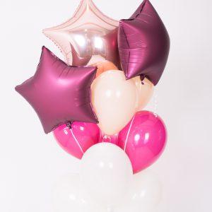 доставка шаров Херсон, купить шарики Херсон, купить шары Херсон, фольгированные звезды купить херсон