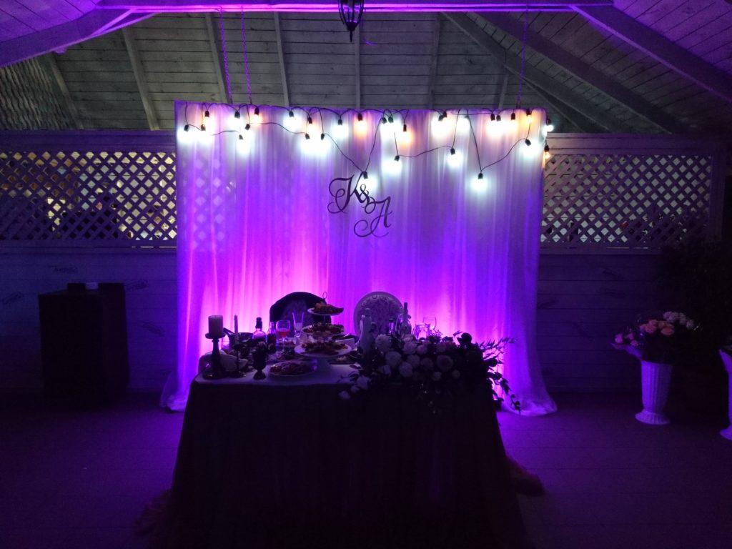 прокат света в Херсоне, свет на свадьбу херсон, звук и свет на свадьбу херсон