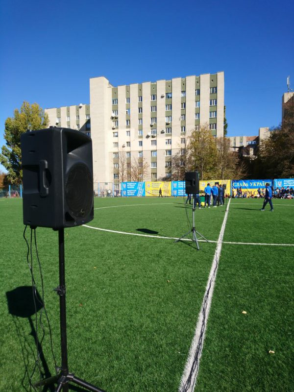 озвучка спортивных мероприятий херсон, прокат звука в Херсоне, аренда звка николаве, звук на стадион