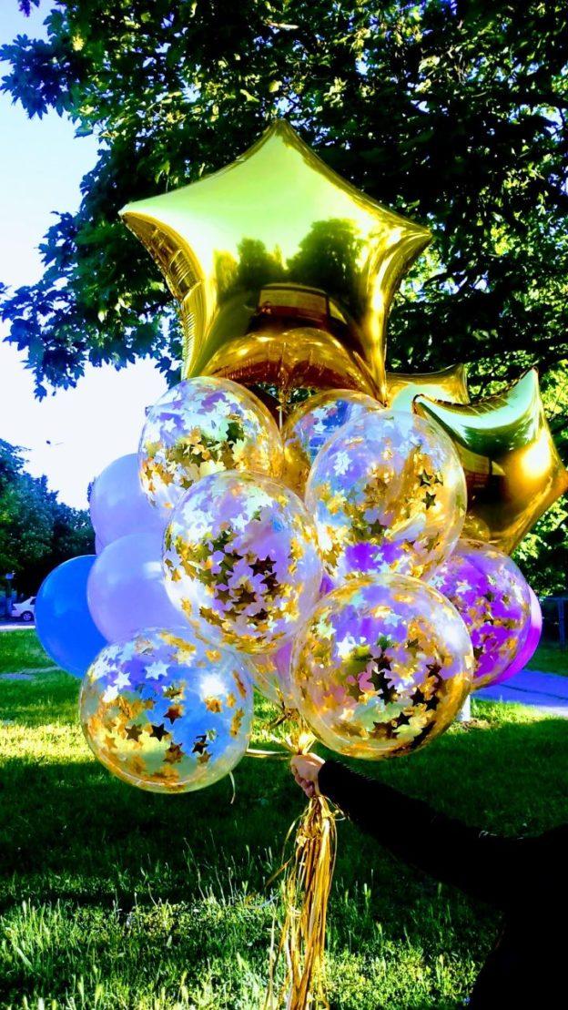 гелиевый шарик Херсон, офрмление шарми Херсон, букет из шаров херсон, доставка шаров Херсон