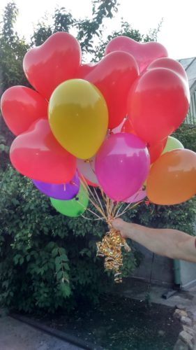 гелиевые шары херсон, доставка гелиевых шаров Херсон, гелиевый шарик херсон,