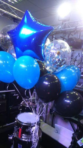гелиевые шарики в Херсоне, оформление шарами в Херсоне, доставка шариков Херсон